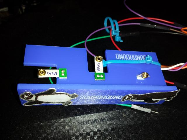 3-axis vibration sensor
